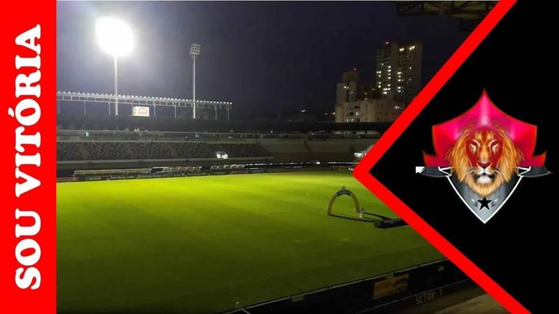 Criciúma x Vitória: confira os jogadores relacionados e o provável time do Leão