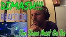 DIMASH -The Show Must Go On - QUEEN Cover - ROCK MUSICIAN REACTION!