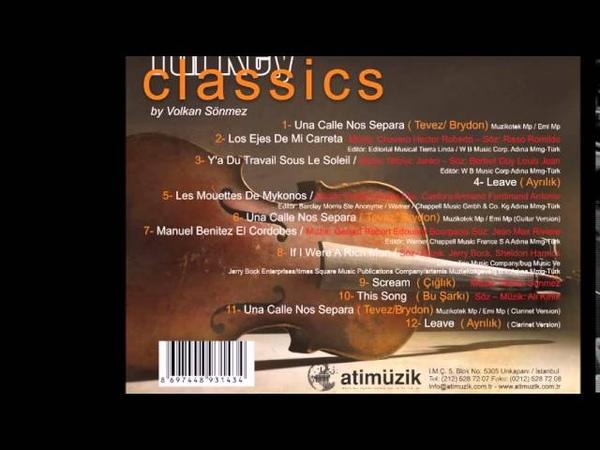 Turkey Classics - Ayrılık Klarnet Version