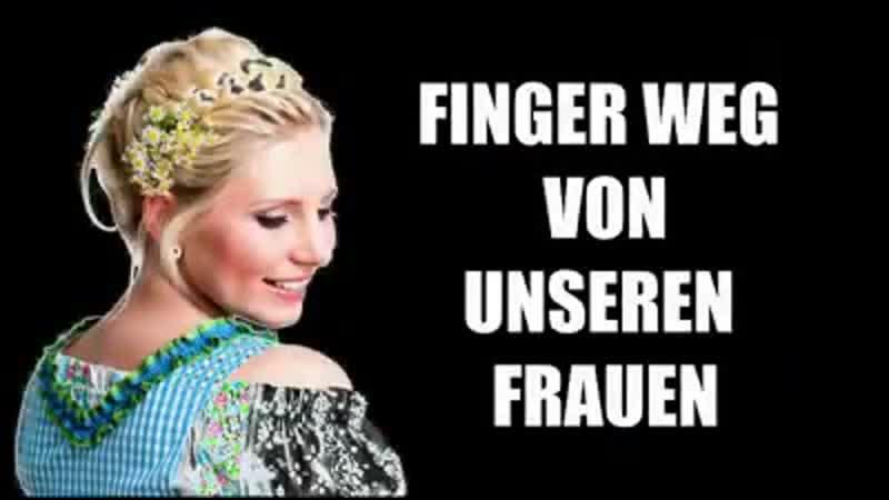 """GERMANISCHE Völker reagieren mit einer """"WIDMUNG an die MUSLIMISCHEN Einwanderer"""" aus dem ORIENT"""