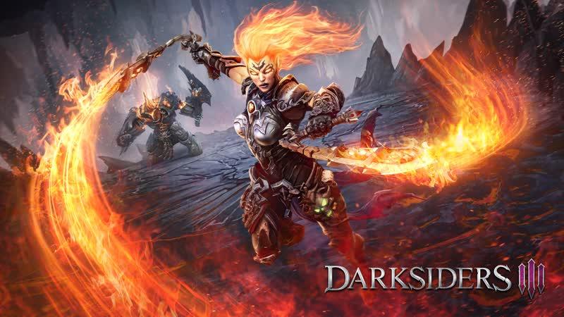 часть 4 прохождение Darksiders 3 Судный день сложность все дополнения