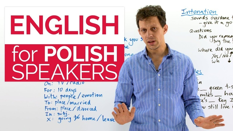 ENGLISH Tips for POLISH Speakers