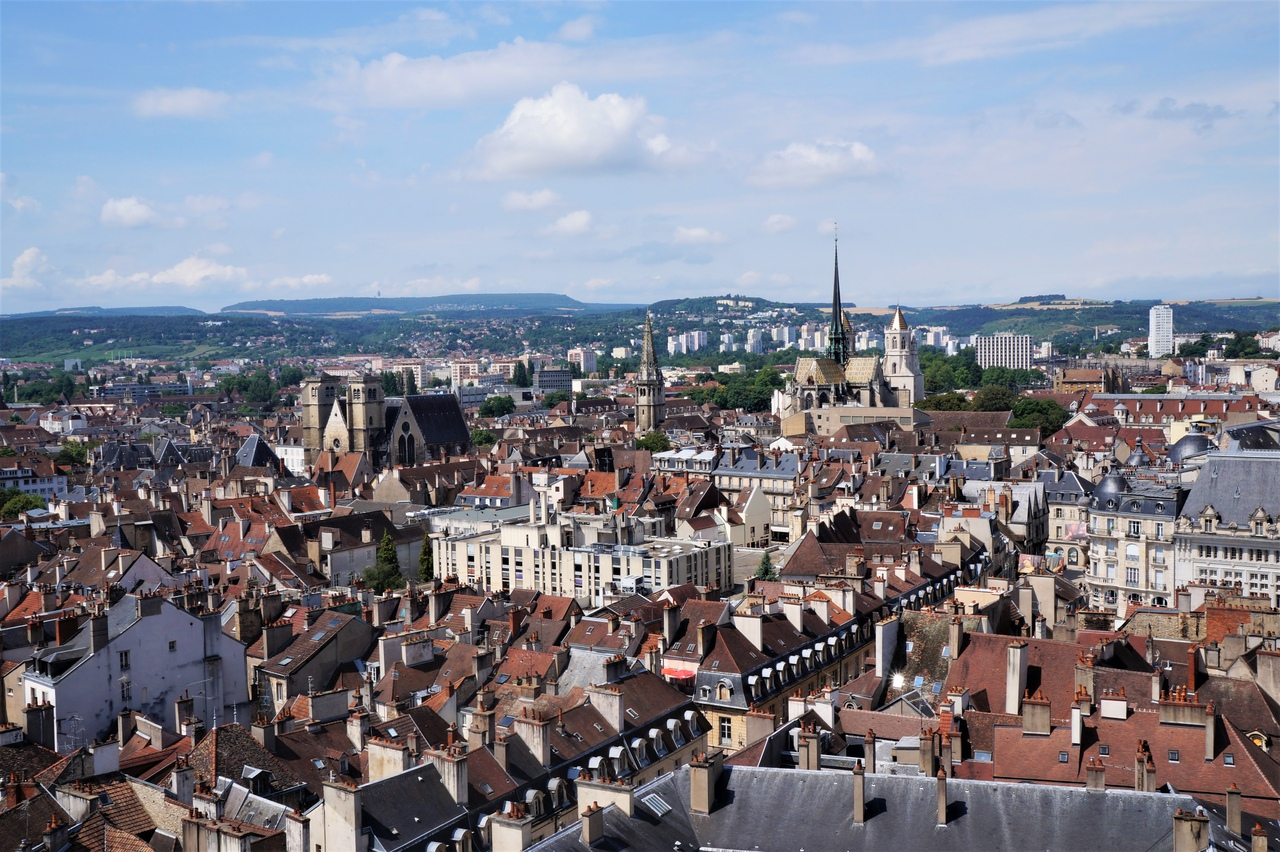 Дижон - столица Бургундии