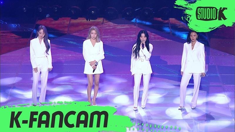 [K-Fancam] 마마무 직캠 '열 밤 (Ten Nights)' (MAMAMOO Fancam) l @MusicBank 191115