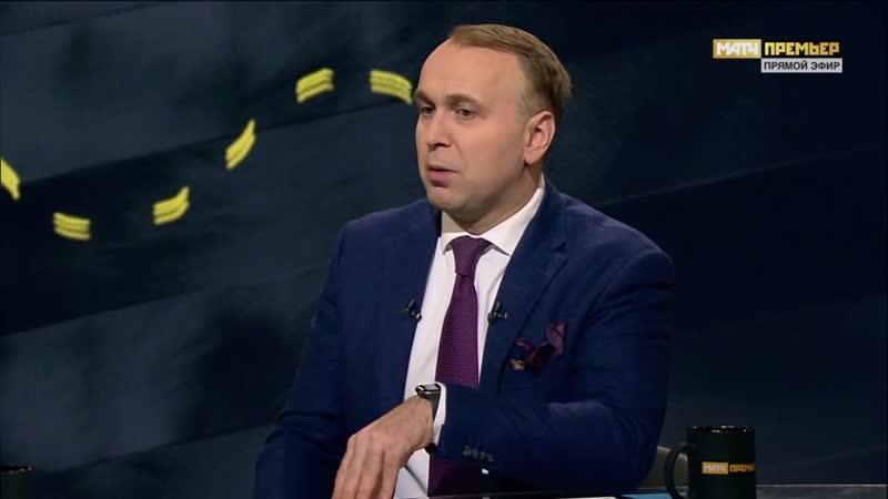 Константин Генич и Роман Широков о возобновлении сезона в программе 8 16