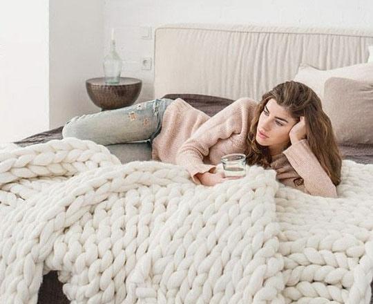 Разница между одеялом и покрывалом