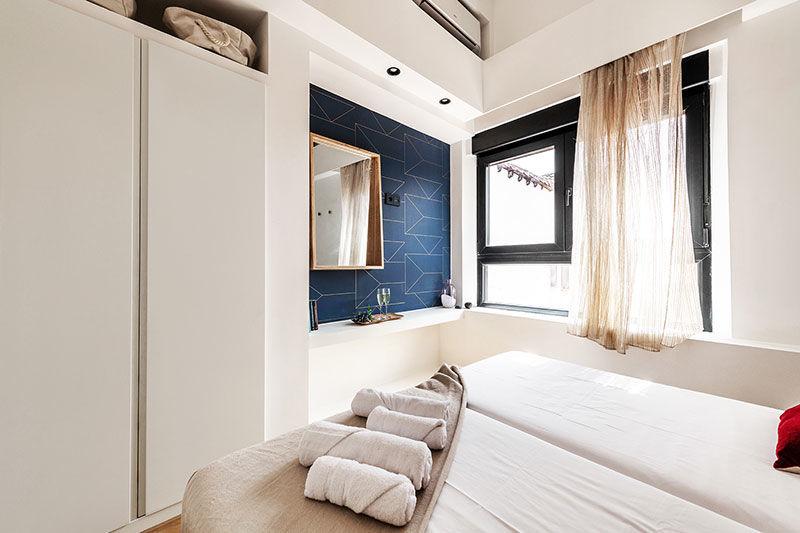 Как выжать максимум из небольшого пространства: компактная квартира в Мадриде