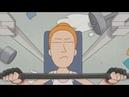 Rick i Morty X gon' give it to ya Netflix PL