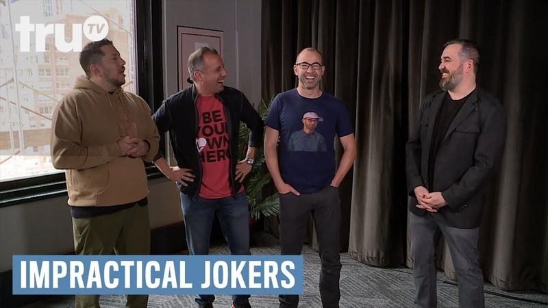 Impractical Jokers Top Cringe Moments truTV