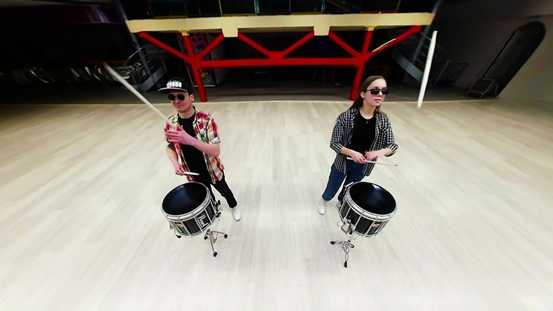 Street Plus Best friend Sofi Tukker Snare Drum Solo