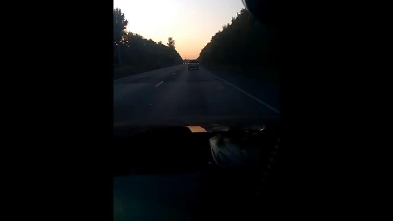 Дорога из новоульяновска