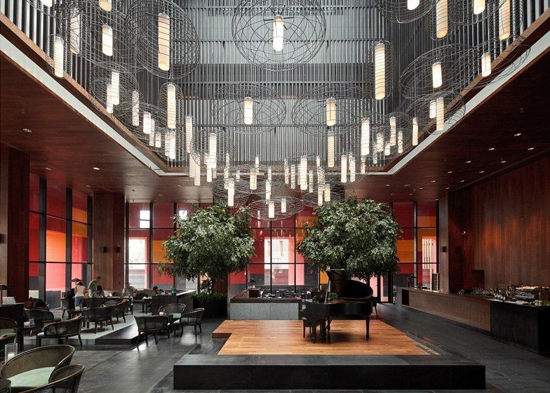 Xi'an Westin / HotelNeri Hu