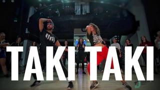 Taki Taki - DJ Snake  l KOUTIEBA & KATERINA TROITSKAYA Choreography