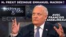 M. Frexit dézingue Emmanuel Macron ! - Poleco 215 avec François Asselineau (UPR) :