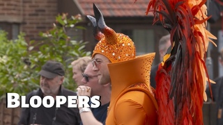 Rocketman Official Bloopers | Official Bloopers and Behind The Scenes | Elton John