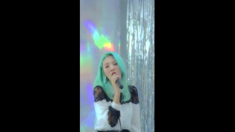 BOL4 볼빨간 사춘기 Workaholic 워커홀릭 Live clip