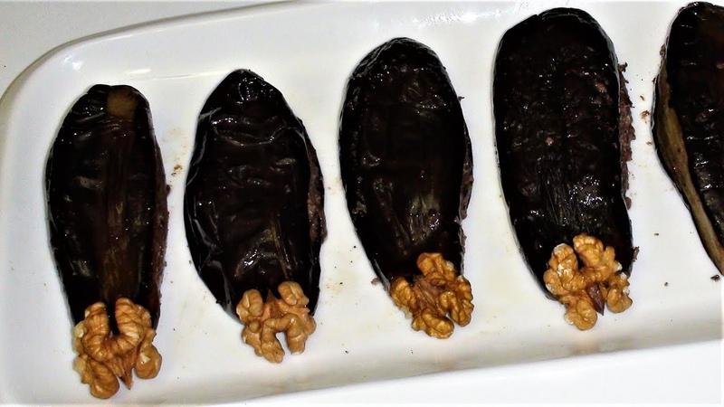 Баклажаны Левенги Рецепт Азербайджанская кухня 🔴👌Пальчики оближешь вегетарианский вкусняшка