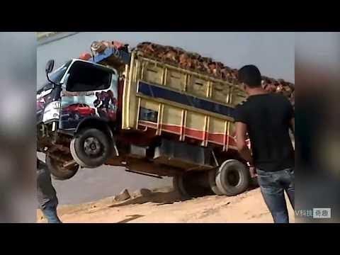 The world's craziest Truck Drivers.