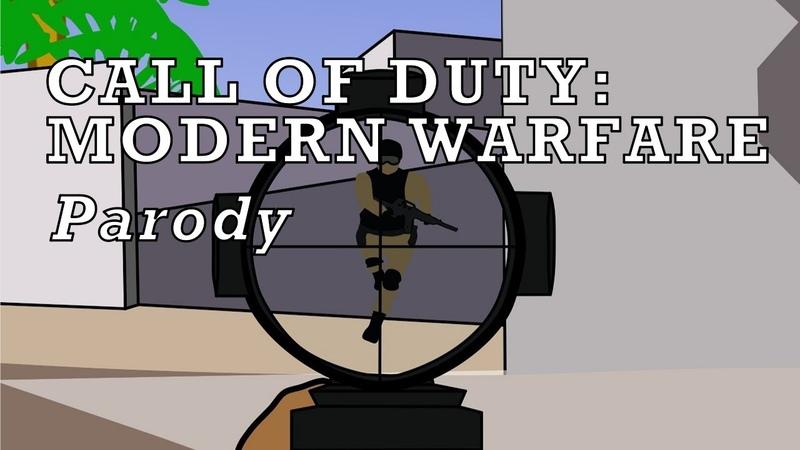 Call of Duty: Modern Warfare (2019) / Multiplayer Trailer - Short version (Parody)