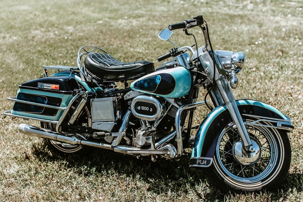 Последний мотоцикл Элвиса Пресли продадут с аукциона в Хард Рок Кафе