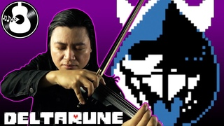 Deltarune: Chaos King (Violin Symphonic Metal Cover)    String Player Gamer