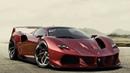 Ferrari F40 Tribute render
