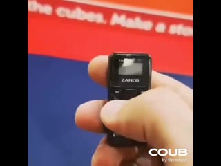 Zanco t1 is the world's smallest phone
