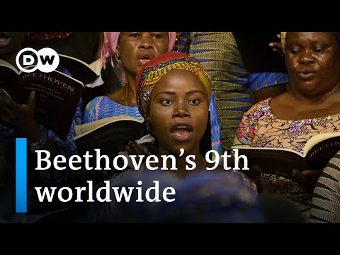 Beethoven's Ninth Symphony how the masterpiece is played and understood worldwide