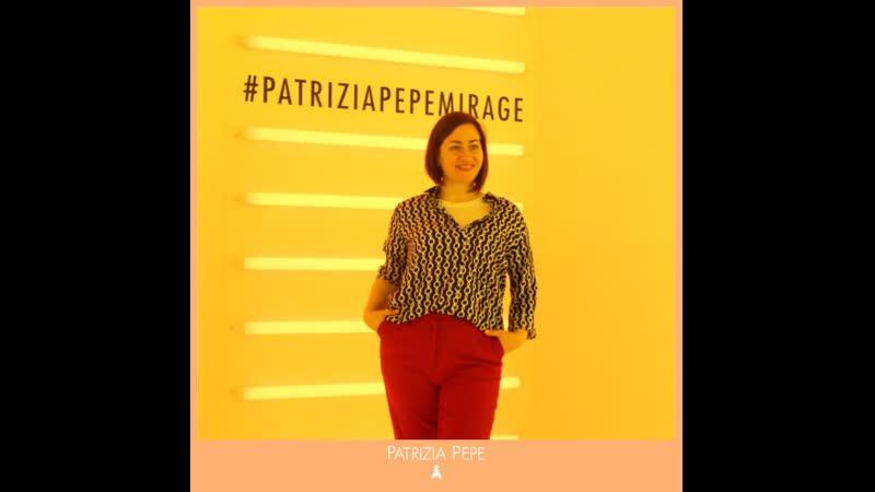 Милан, 2019, Неделя высокой моды, Показ PATRIZIA PEPE