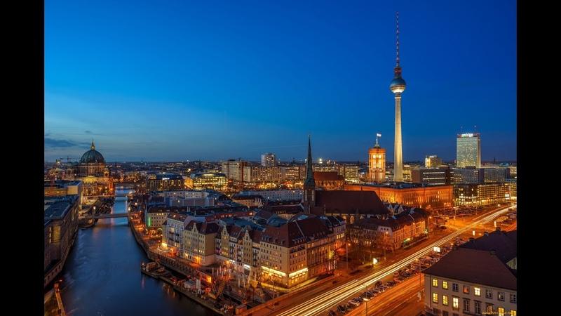 Прогулка по Берлину, Потсдаму или что посмотреть в городе за неделю. Walk through Berlin and Potsdam