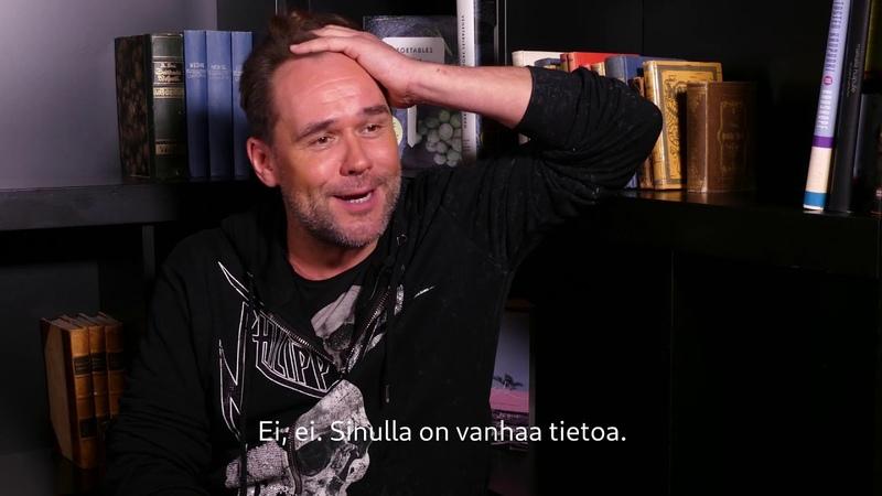 Максим Аверин - универсальный актер! Maksim Averin - universaali näyttelijä!
