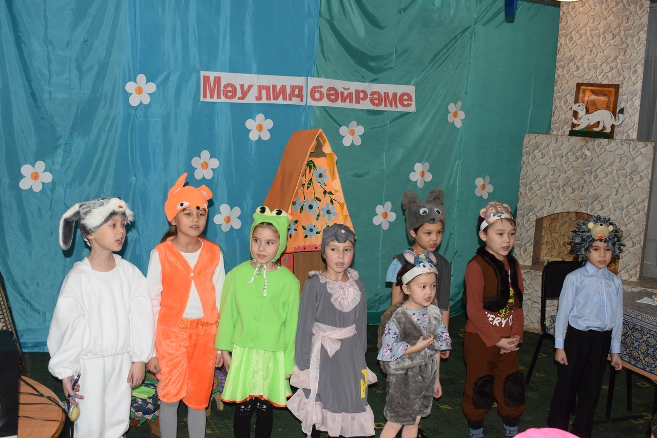 Маулид Байрам Тара Татары Ислам Мусульмане Омская