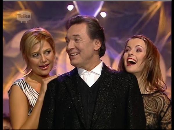Karel Gott české zpěvačky - Medley (kompletní verze) (2000)