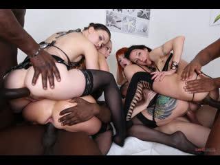 Kessie Shy Lyna Cypher+ Ally Style+  Nika - Kinky секс, минет, порно, инцест, анал