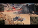 Al Phase 1 На половину Гно Танк за линию фронта World of Tanks
