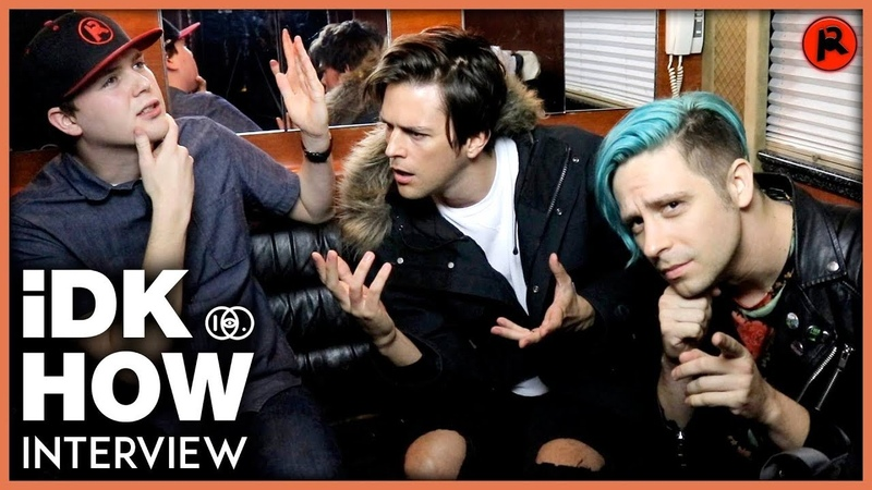 IDKHOW on Band Formation Stolen Equipment Changing Ryan s Last Name