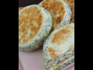 Рецепт сырников с маком 🤗 очень вкусный и необычный завтрак для всей семьи, супер бжу👍
