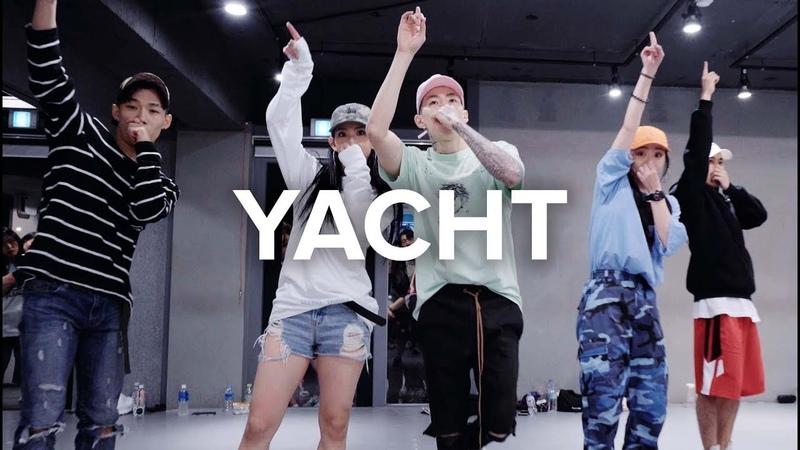 YACHT Jay Park ft Sik K Mina Myoung x Sori Na Choreography
