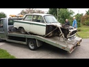 1965 Lotus Cortina Restoration Project