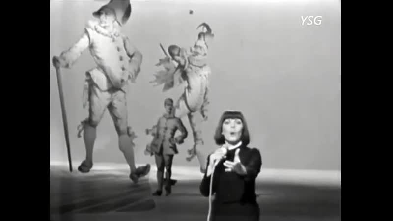 Mireille Mathieu Donne Ton Сœur Donne Ta Vie 1970 La chanson chef dœuvre