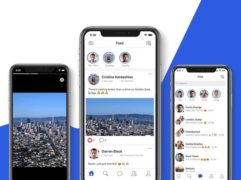Лучшие шаблоны для мобильных приложений и темы 2019 года, изображение №3