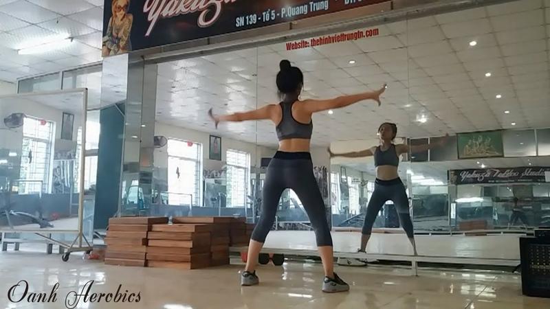 Hóp Mở Nhạc Việt 004 (20 Phút) | Aerobics Thể Dục Thẩm Mỹ Giảm Béo Giảm Mỡ Bụng 2016