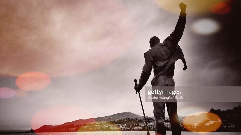 Freddie Mercury Last moments on camera
