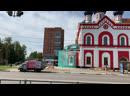 Остекление храма благотворительность Окна в церковь Евроокна Нечаянная радость