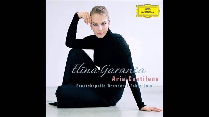 Bachianas Brasileiras No 5 for Soprano Cellos Aria Cantilena Elīna Garanča