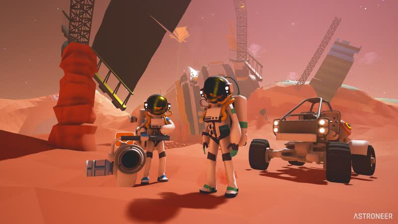 Astroneer - Далёкий космос, недалёкие астронавты