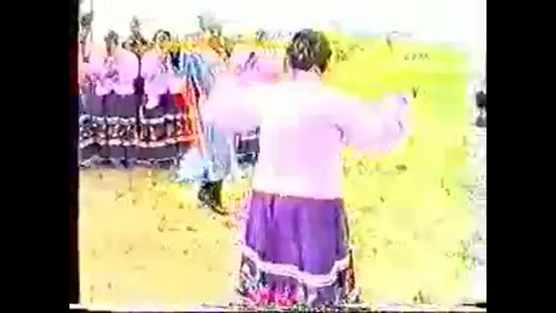 1995 год 9 мая станица Червленая лезгинка