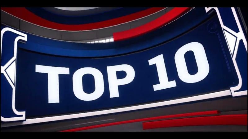 NBA Top 10 Plays of the Night December 13 2019