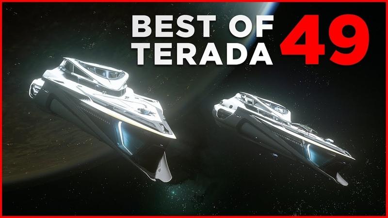 Visite et destruction de 890 Jump Best Of Terada 49 Star Citizen 3 6 2
