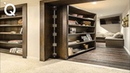 Awesome Secret Doors And Hidden Rooms | Ingenious Furniture ▶2